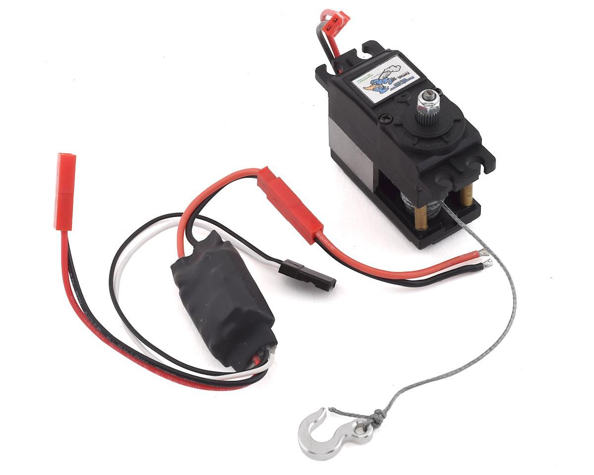 Powershift RC Technologies Roadrunner Servo Winch