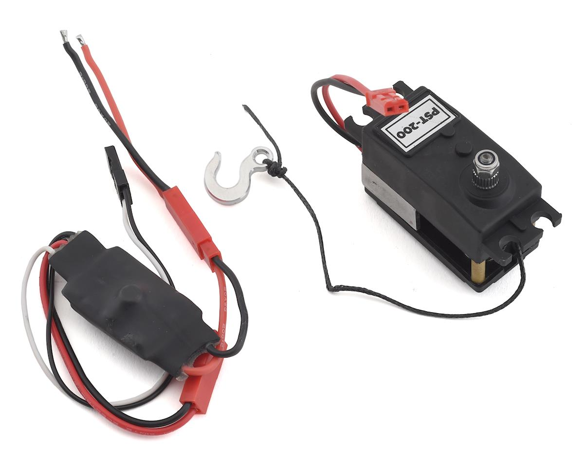 Powershift RC Technologies PST-200 Low Profile Servo Winch