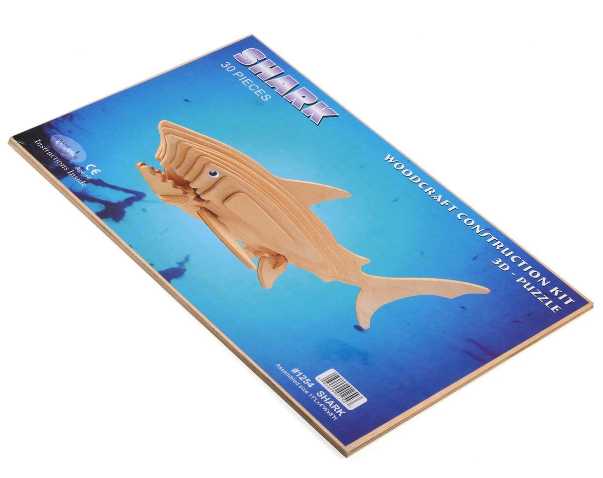 Puzzled Shark 3D Puzzle