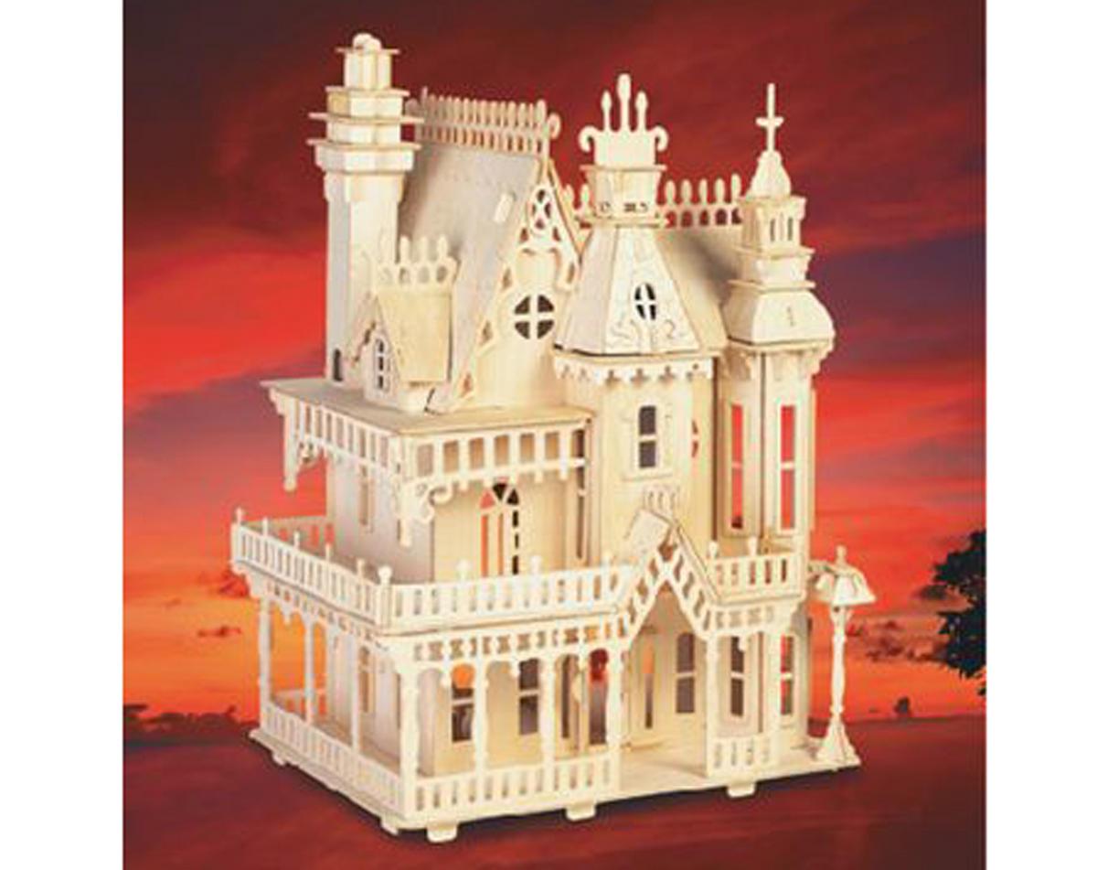 Puzzled Fantasy Villa 3D Puzzle