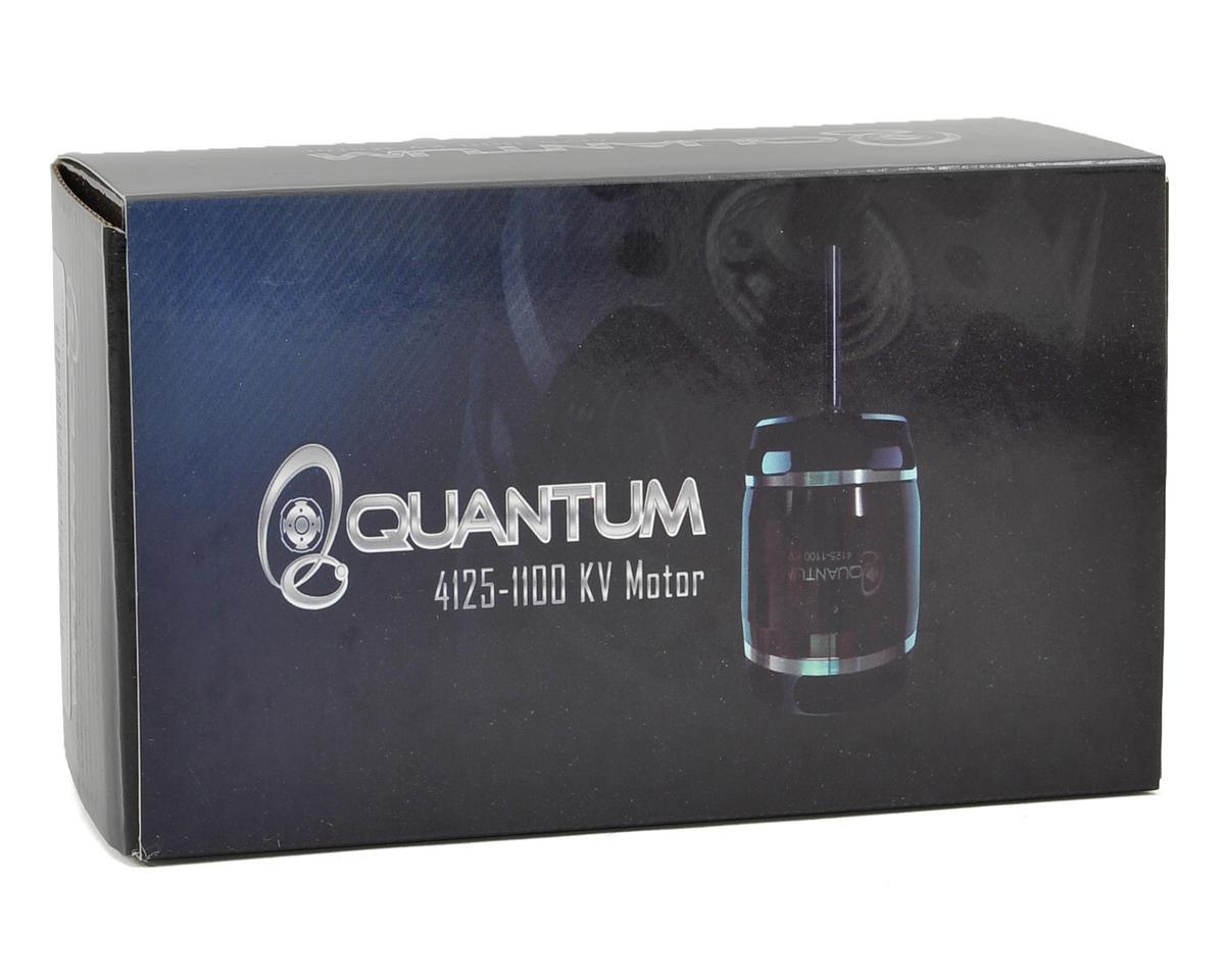 Quantum 4125-1100 Outrunner Brushless Heli Motor (4125W, 1100kV)