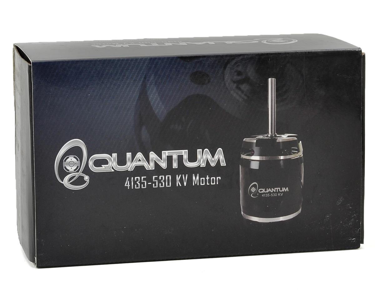 Quantum 4135-530 Outrunner Brushless Heli Motor (4135W, 530kV)
