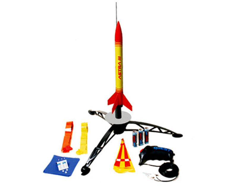 Quest Aerospace Astra III Quick Kit Rocket Starter Set
