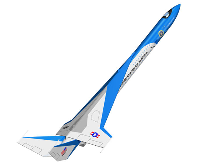 Quest Aerospace One Rocket Kit (Skill Level 3)