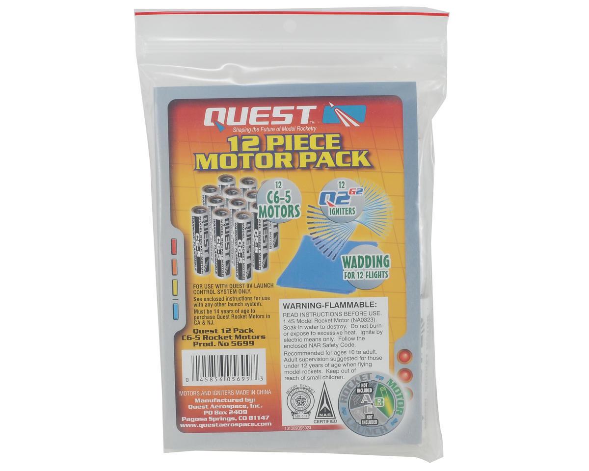 Quest Aerospace C6-5 Motor Pack (12)
