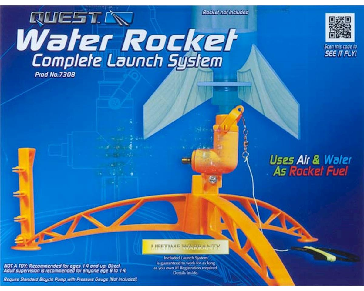 Quest Aerospace Complete Water Rocket Launch System