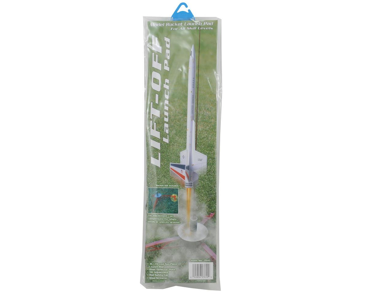 Quest Aerospace Lift-Off Launch Pad