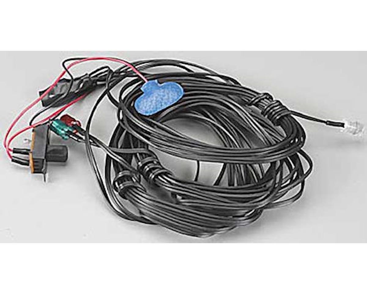 """Radio Controlled Models 124 Ult Brght Navig Lites 168"""" Giant Scl (4)"""