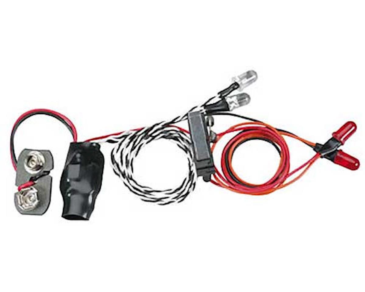 130 RC Headlites & Brake Lights (4)