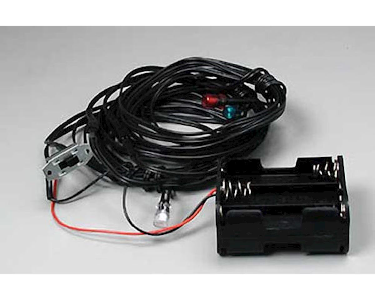 Radio Controlled Models 14 Big Plane Navigation Lights 9V (3)
