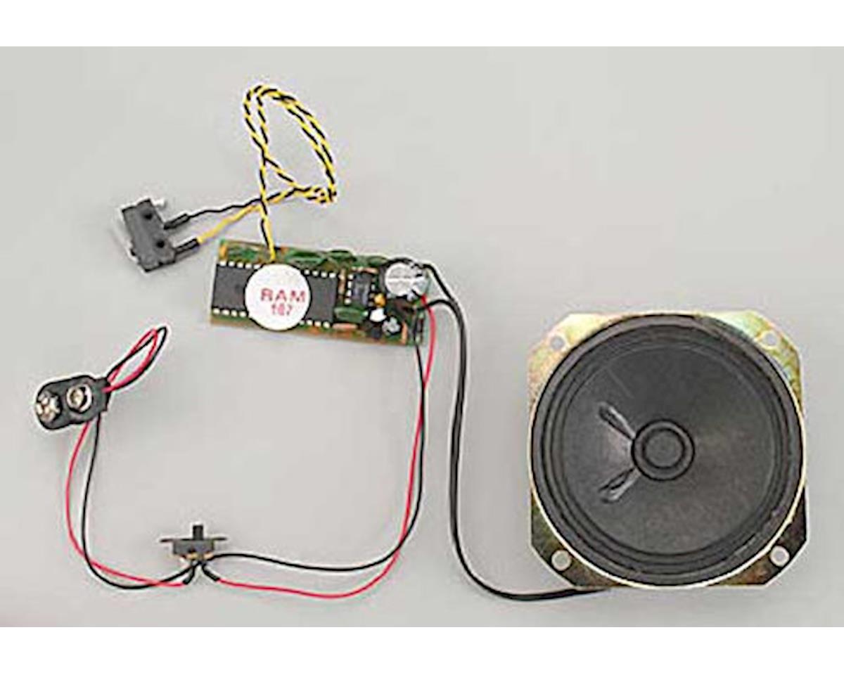 Radio Controlled Models 167 Merlin Engine Sound