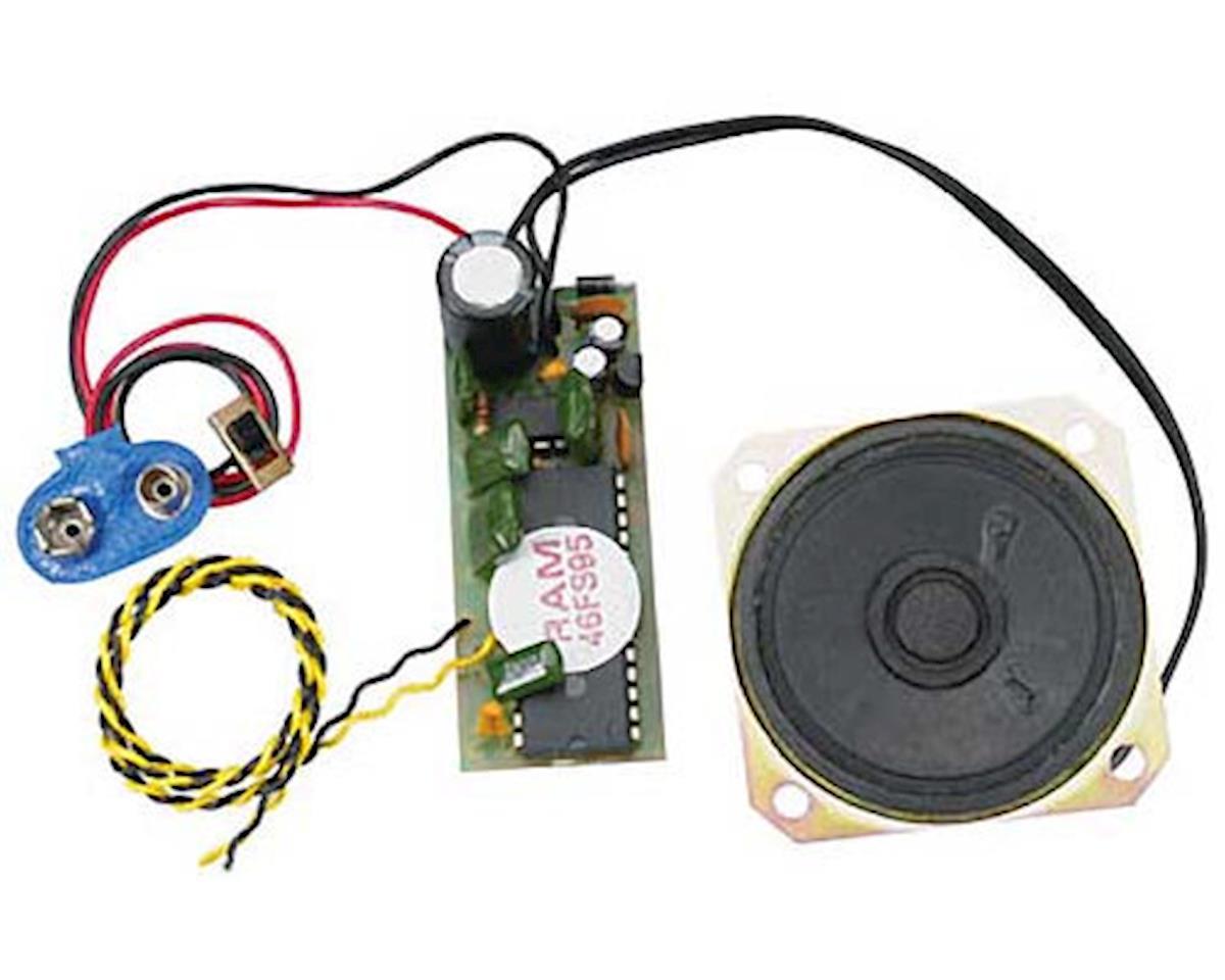 Radio Controlled Models 46 Machine Gun Sound 18V