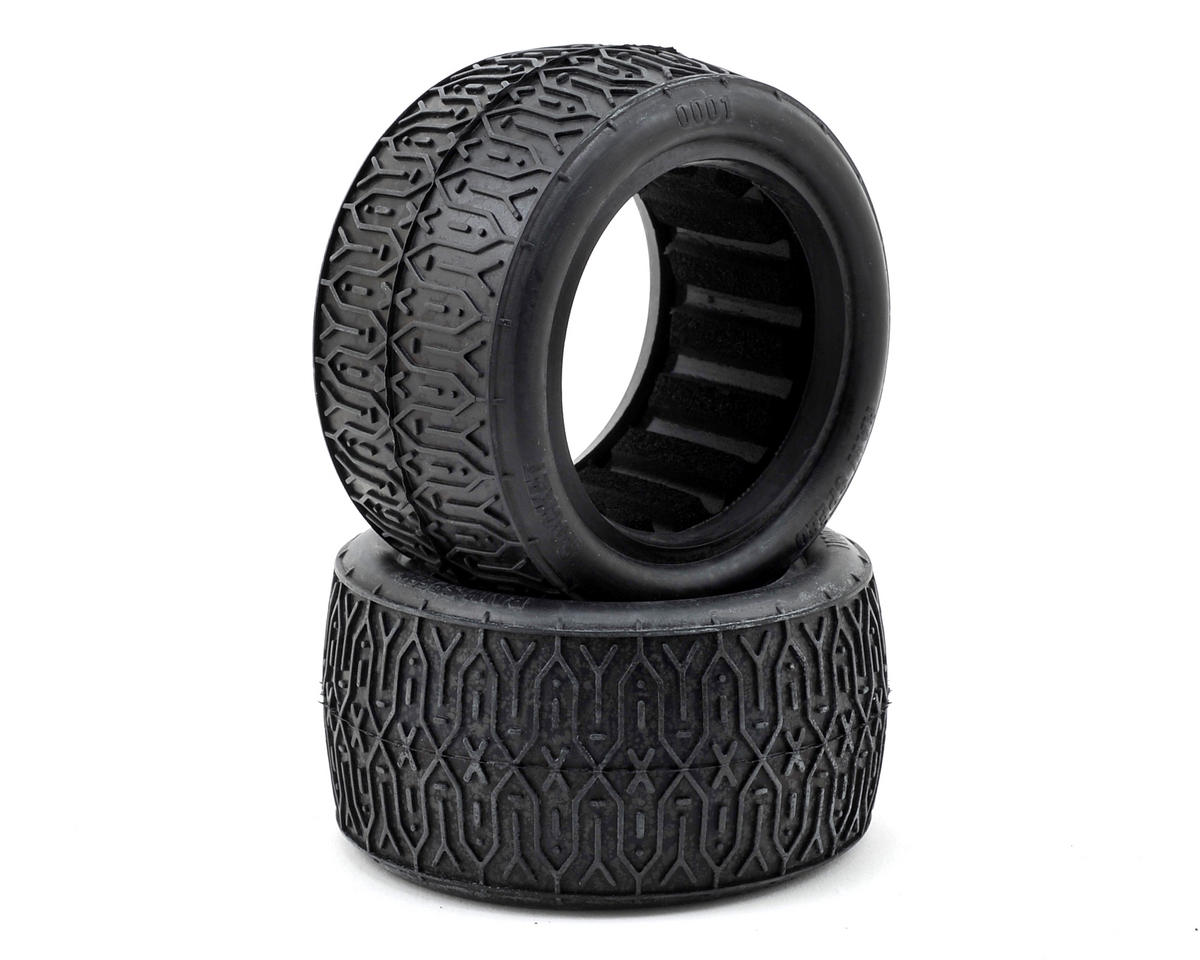 "Raw Speed RC Rocket 2.2"" 1/10 Rear Buggy Tires (2)"