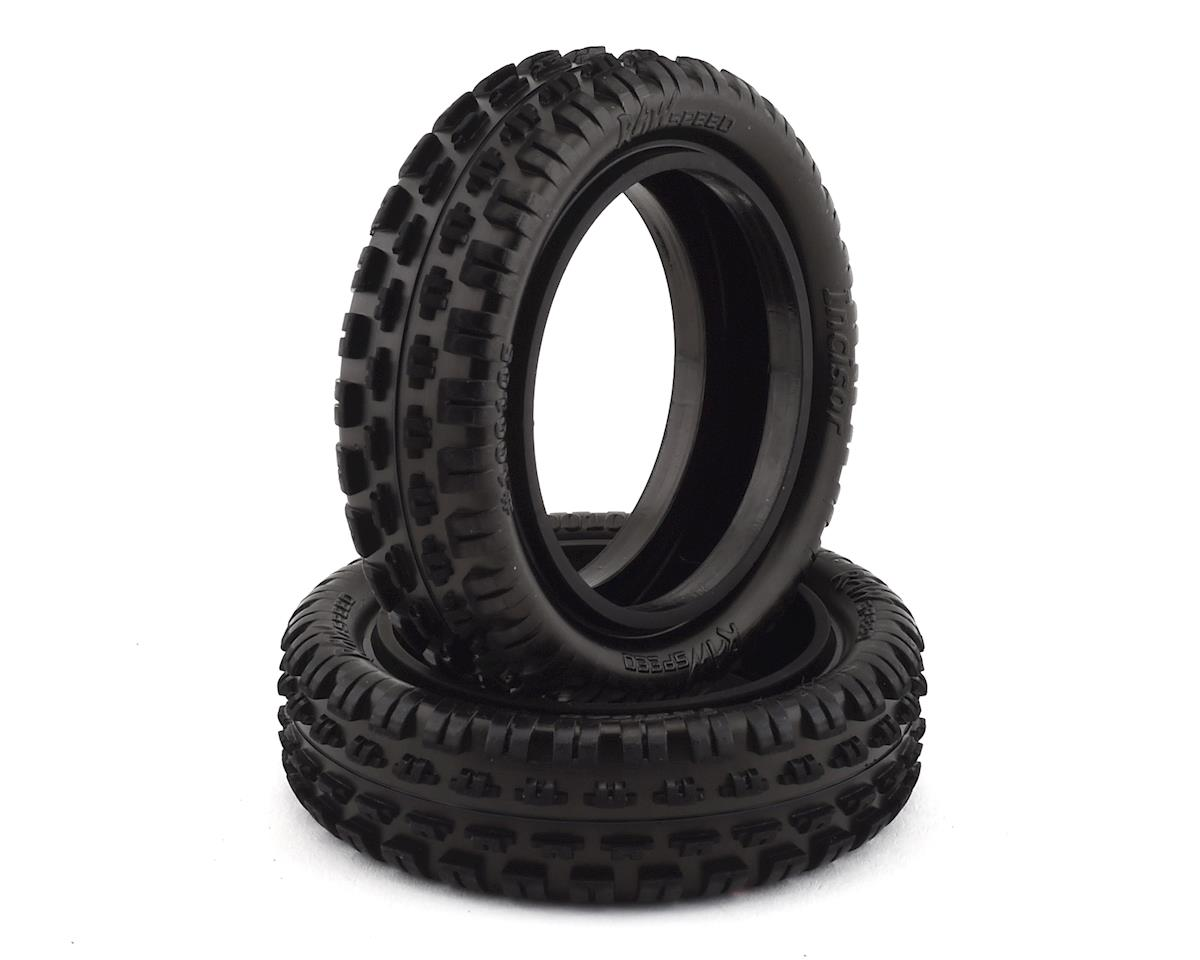 "Raw Speed RC Incisor Carpet 2.2"" 2WD Front Buggy Tires (2) (Medium)"
