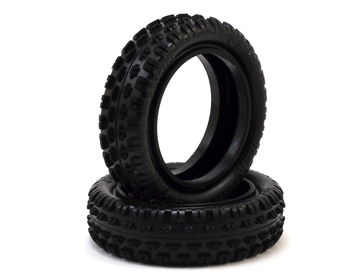 """Raw Speed RC Incisor Carpet 2.2"""" 2WD Front Buggy Tires (2) (Soft)"""