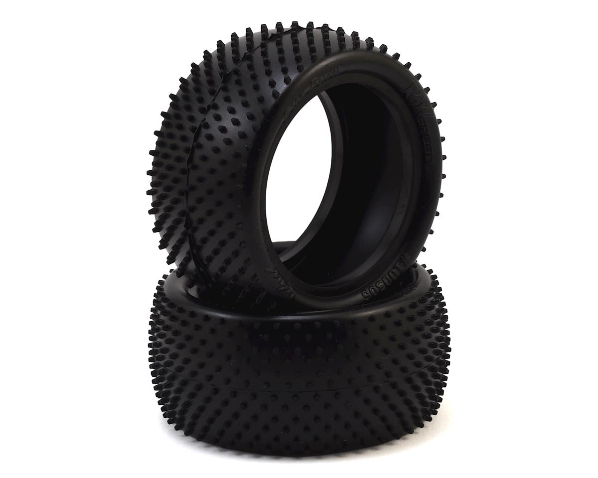 "Rug Burn Carpet 2.2"" Rear Buggy Tires (2) (Soft) by Raw Speed RC"