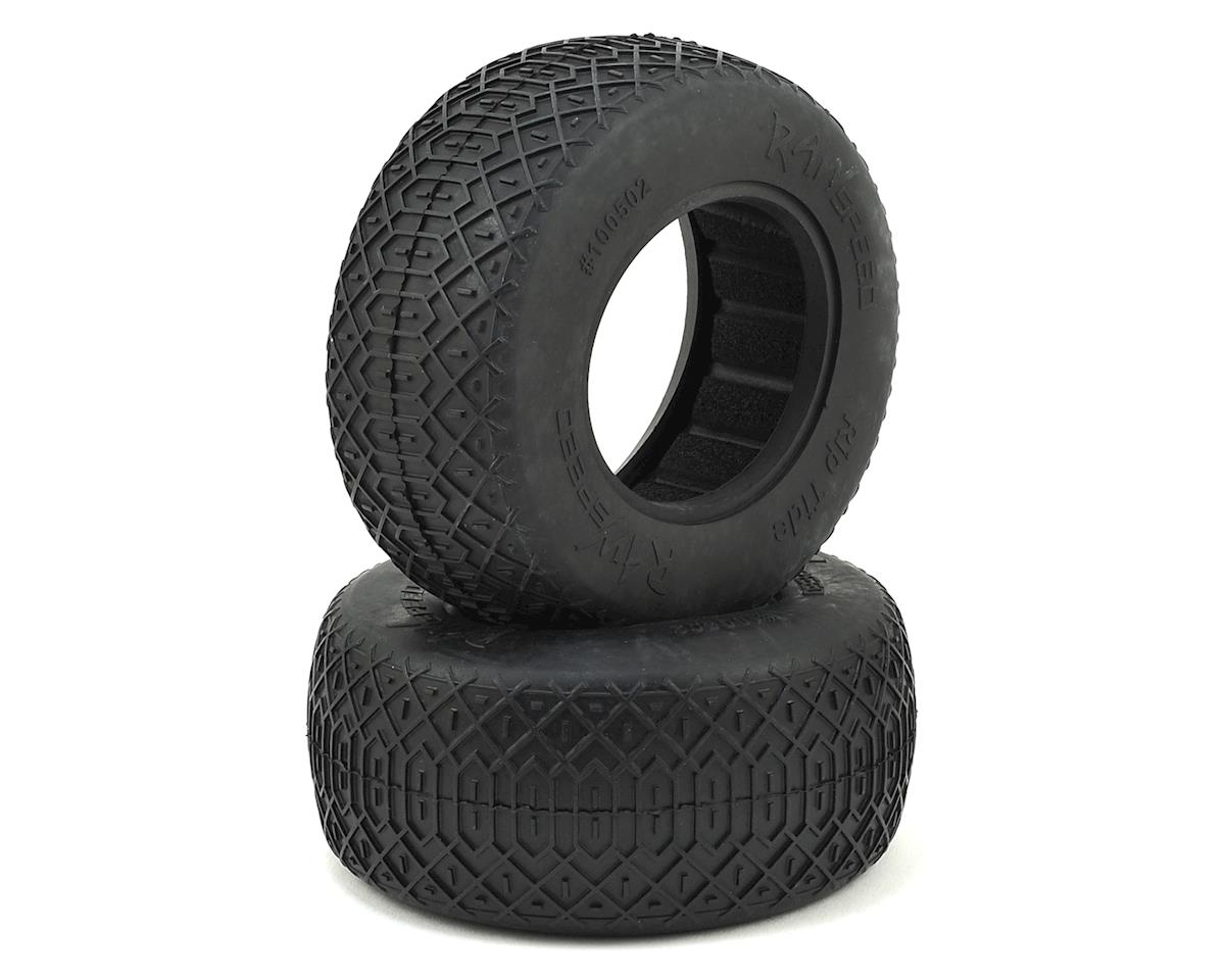 Raw Speed RC Rip Tide Short Course Tires (2) (Clay)