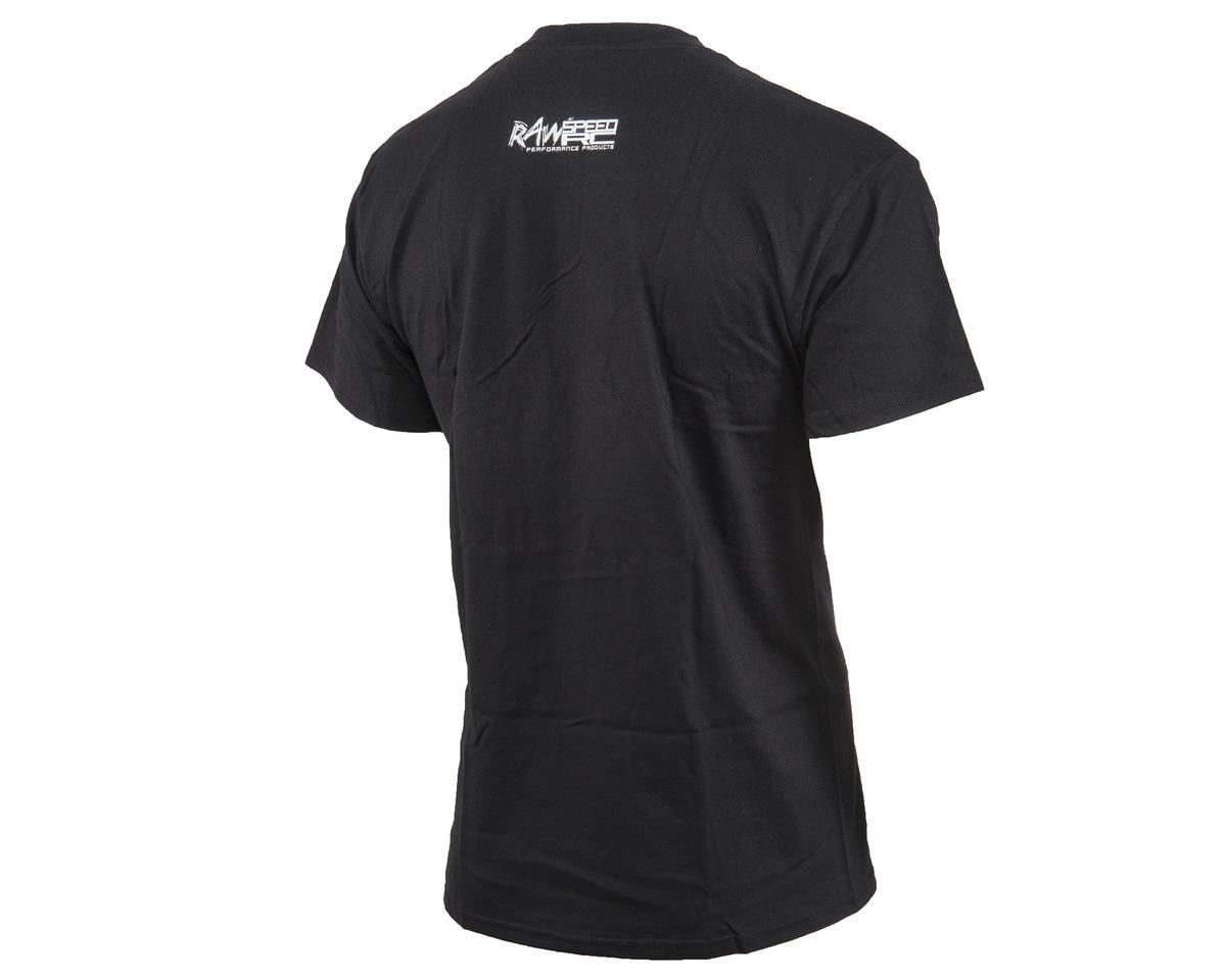 Raw Speed RC Black T-Shirt (2XL)