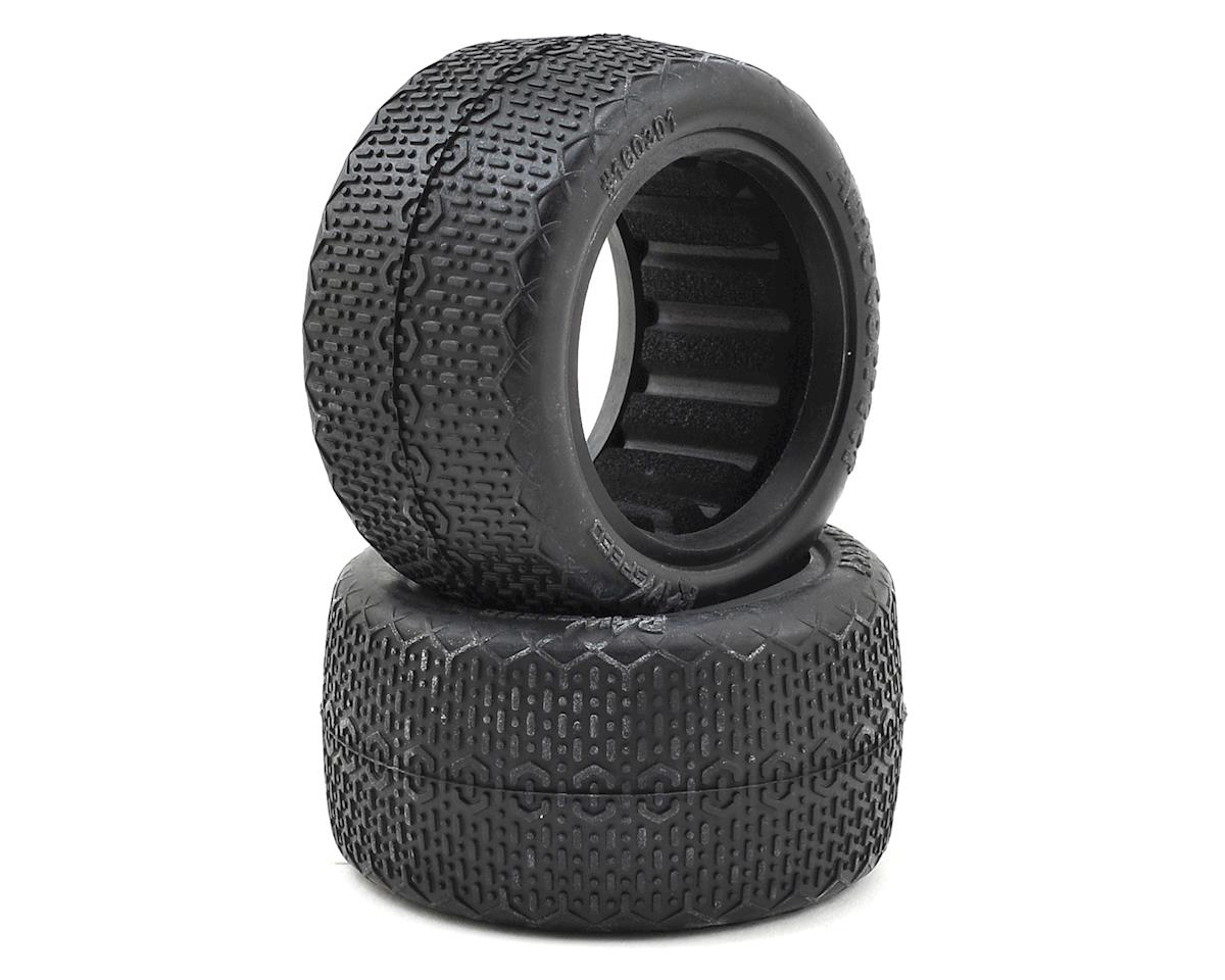 "Raw Speed RC Autocorrect 2.2"" 1/10 Rear Buggy Tires (2)"