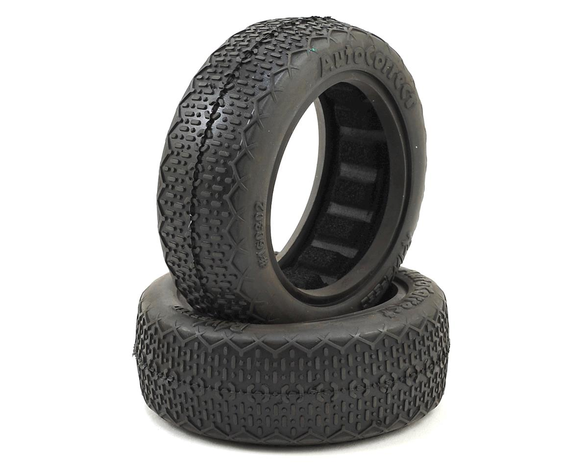 "Raw Speed RC Autocorrect 2.2"" 1/10 2WD Front Buggy Tires (2) (Super Soft)"