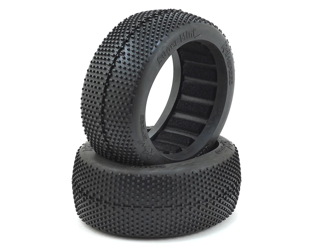 Raw Speed RC Super Mini 1/8 Buggy Tires (2) (Super Soft)