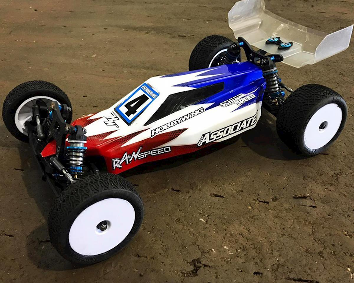 Raw Speed RC B6/B6D Prototype Buggy Body (Clear)