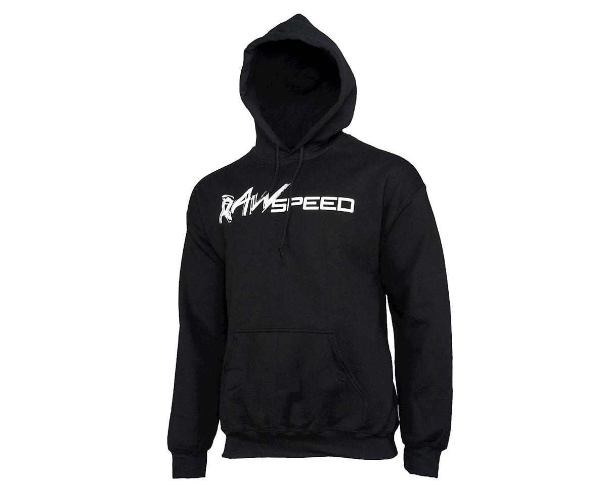 Raw Speed RC Pull Over Hoodie (Black)