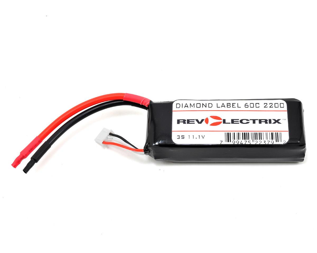 Diamond Label 3S LiPo Battery 60C (11.1V/2200mAh) (JST-XH)