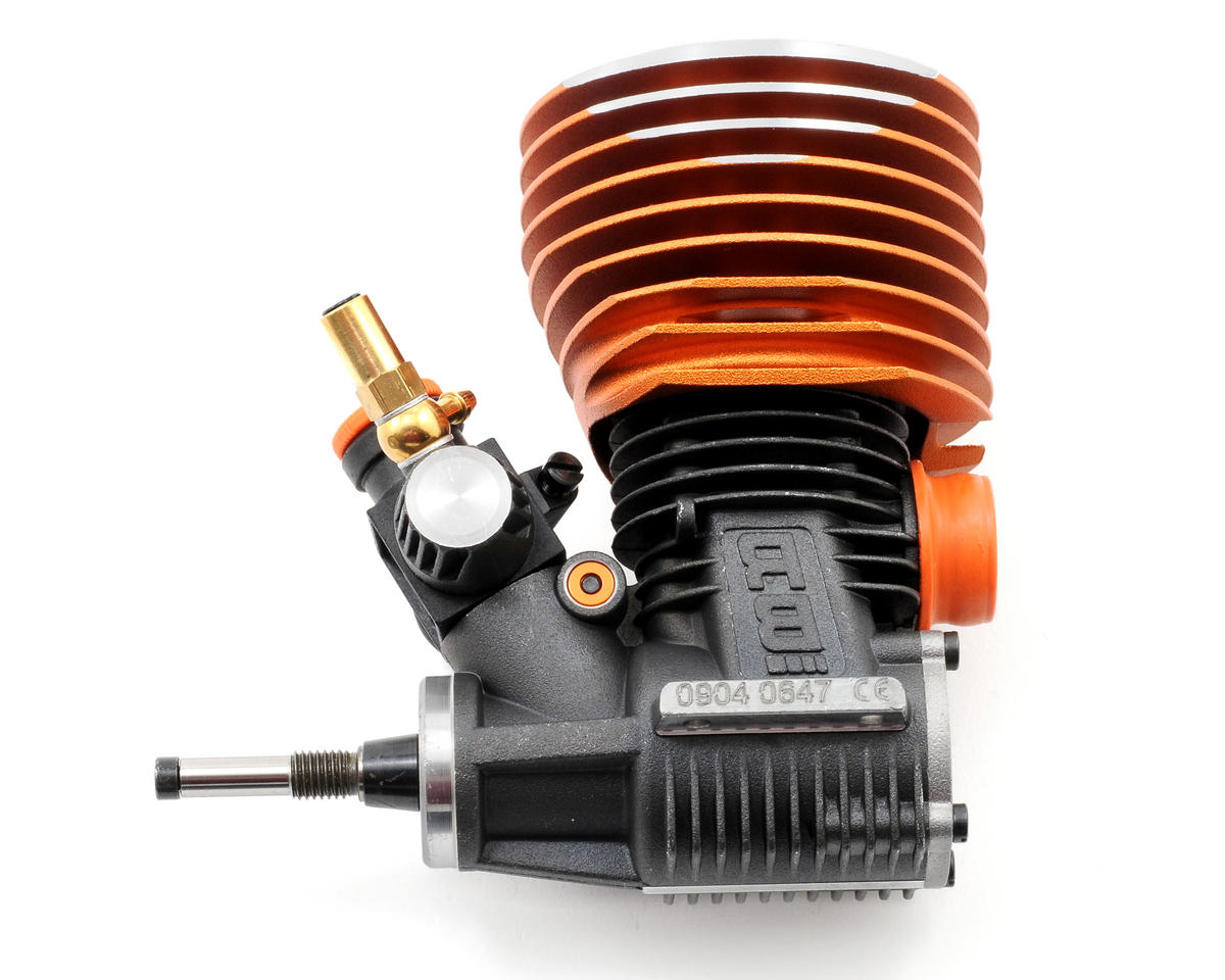RB Products World Series WS9 Off-Road Competition Buggy Engine (Turbo Plug)