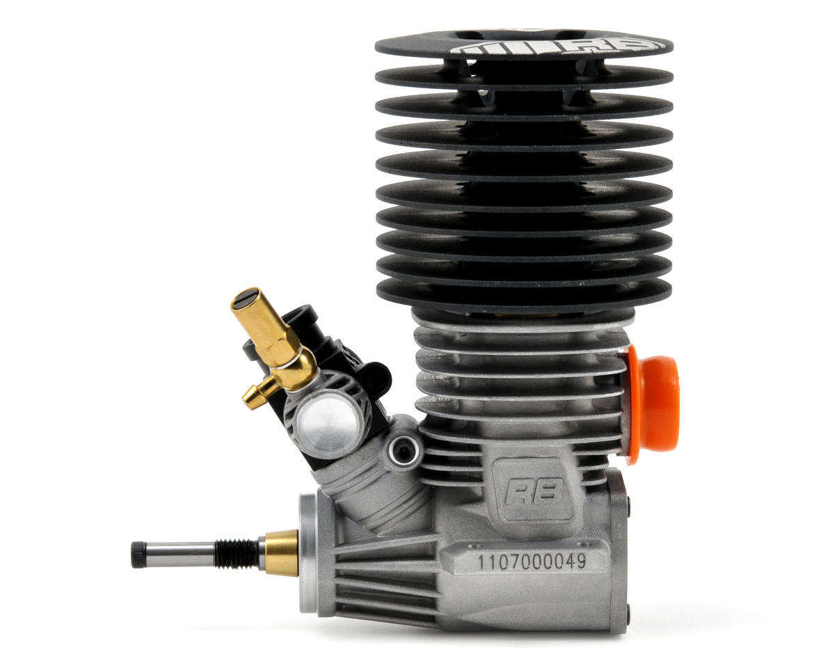 RB Products RTR .21 3-Port Buggy Engine (Turbo Plug)