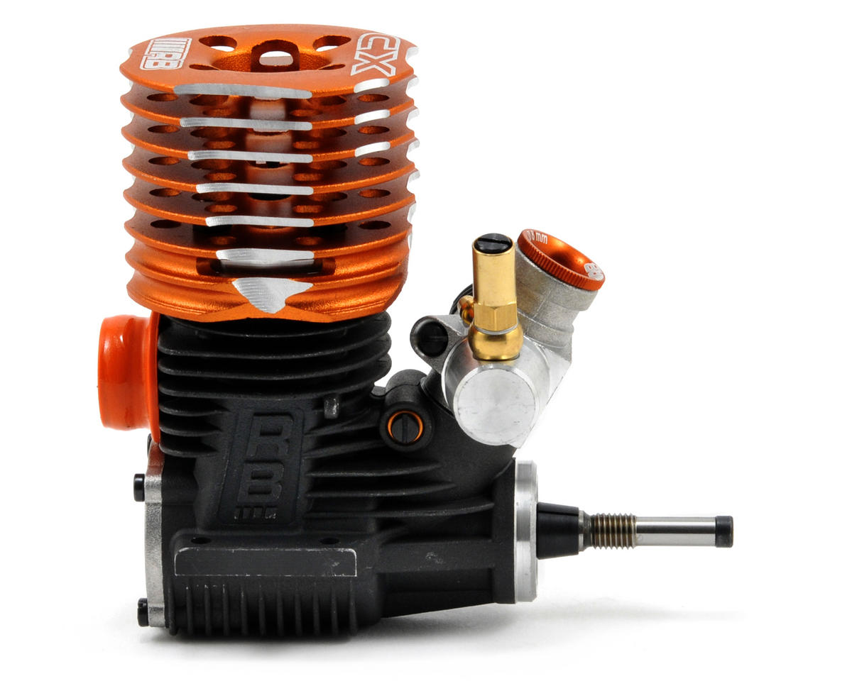 RB Products CX .21 9-Port Competition On Road Engine (Turbo Plug)