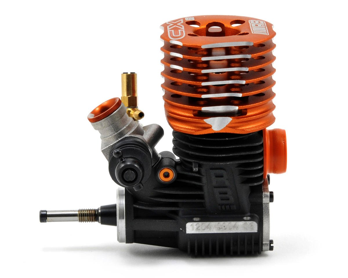 RB Products CXR .21 Competition On Road Engine (Turbo Plug)
