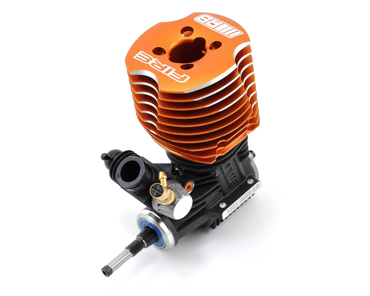 RB Products Fire .21 7-Port Competition Buggy Engine (Turbo Plug)