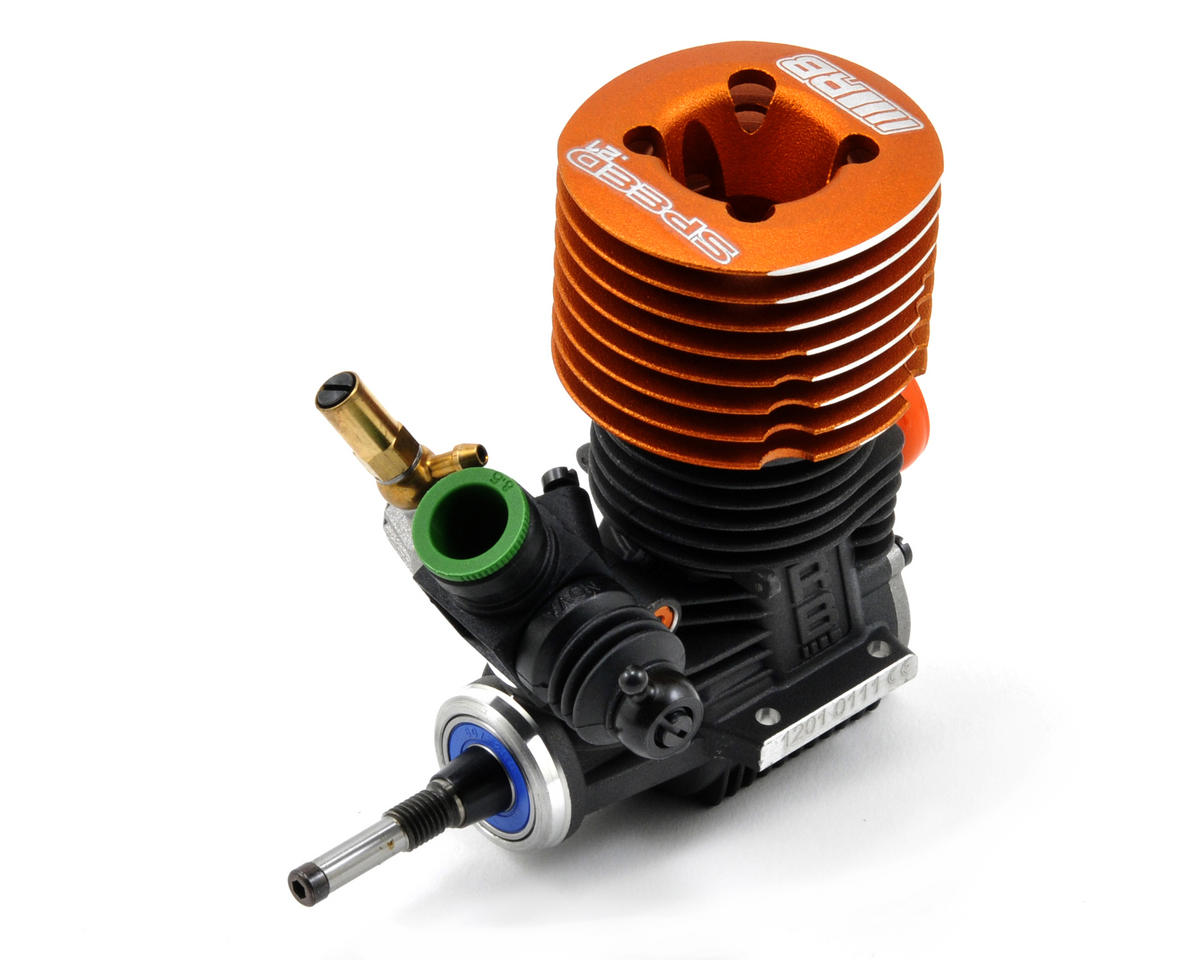RB Products SPEED .21 7-Port On Road Engine (Turbo Plug)