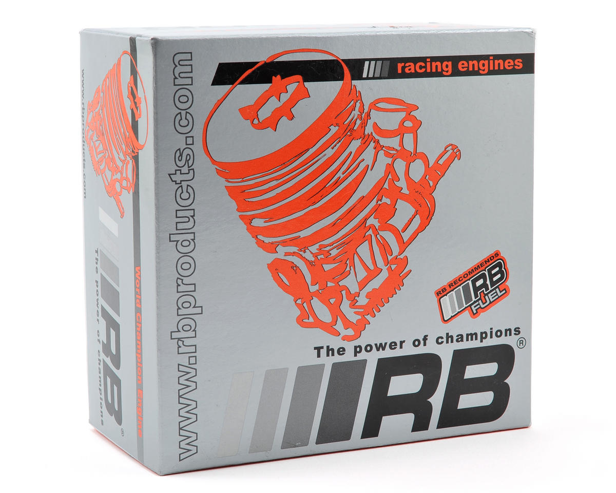RB Products Blast V19 Limited Edition .21 5-Port Off Road Engine (Turbo Plug)
