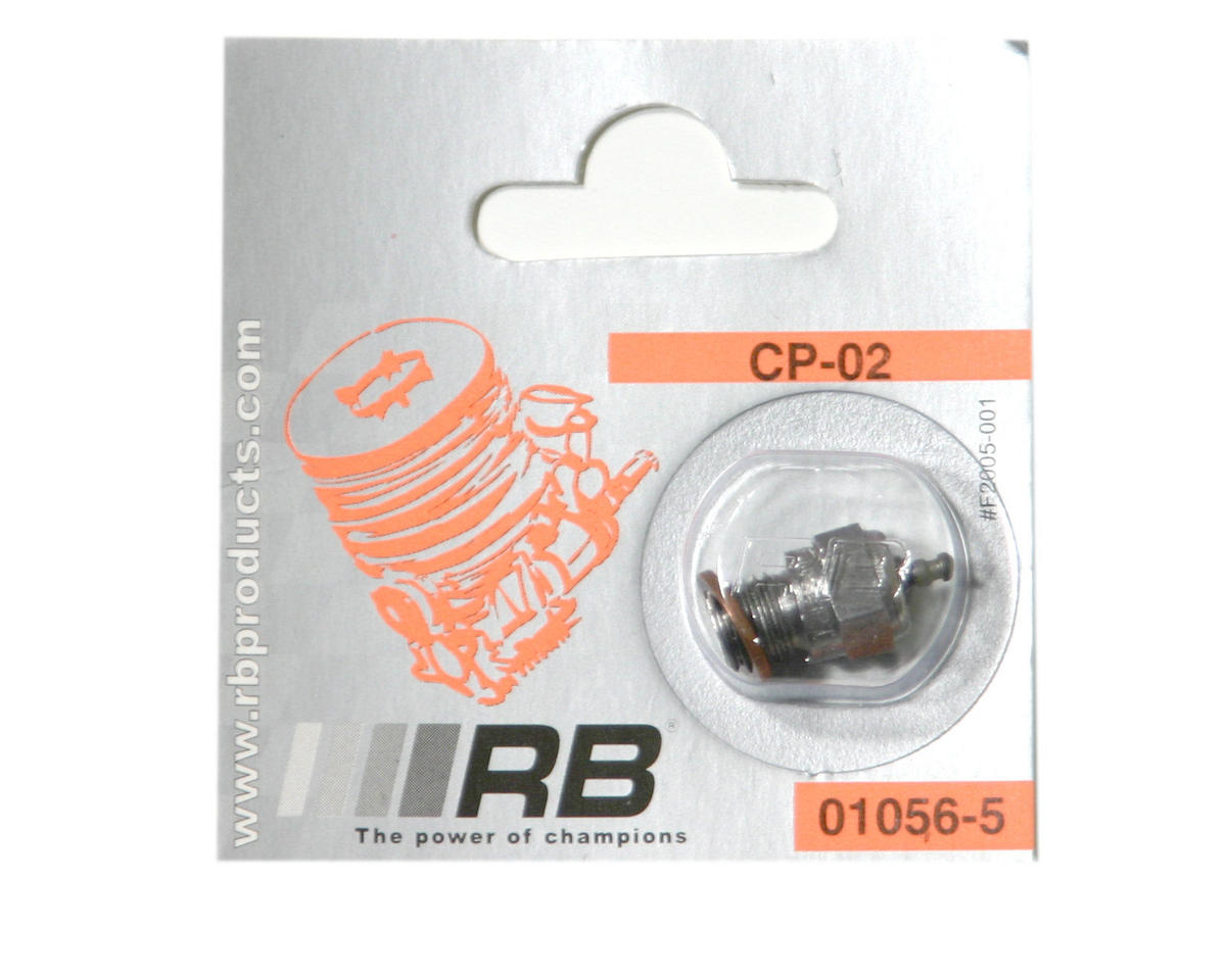 RB Products Hot Glow Plug #5 (1)