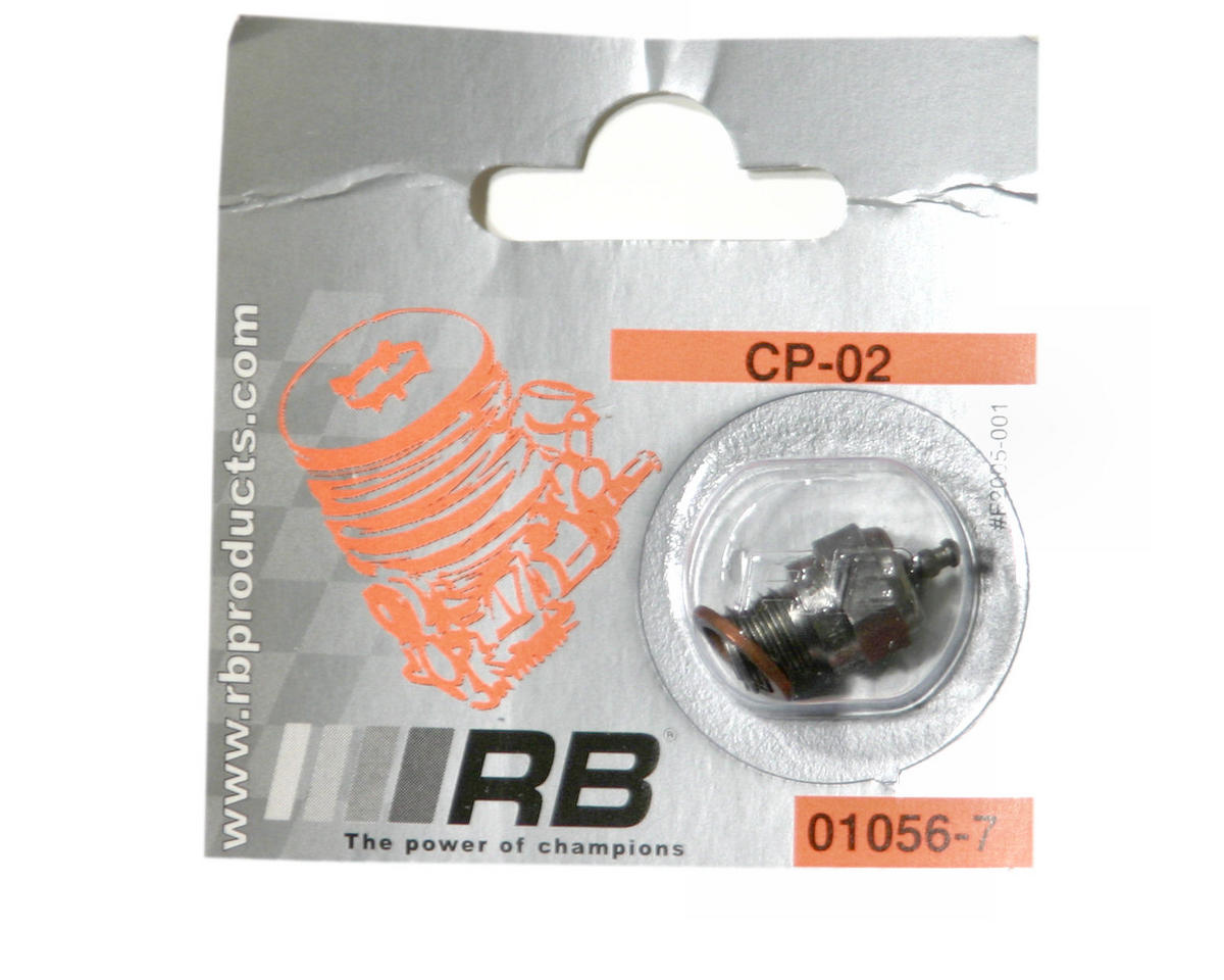 RB Products Cold Glow Plug #7 (1)