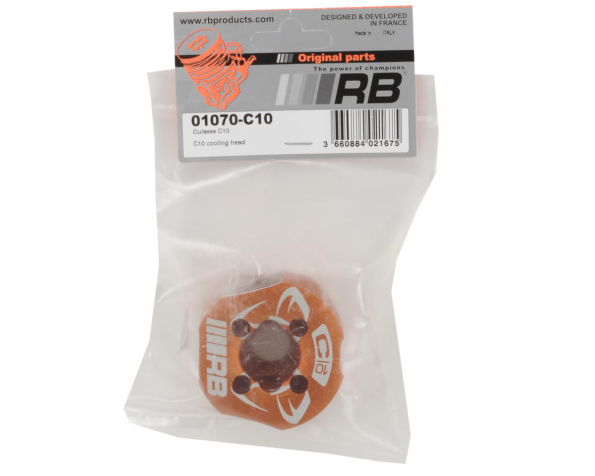 RB Products Cooling Head (C10)