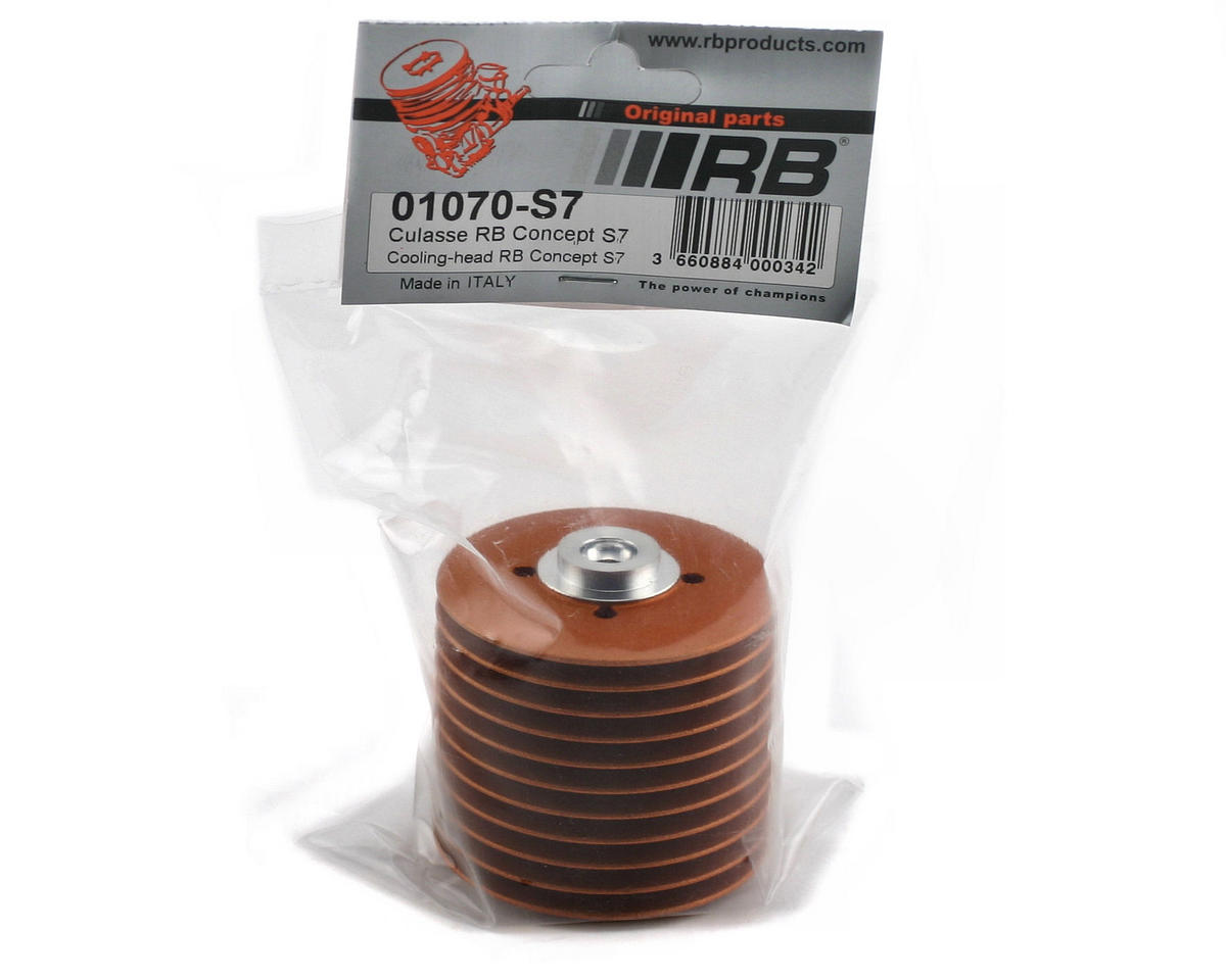 RB Products Cooling Head For 1005-S7 Engine (1)