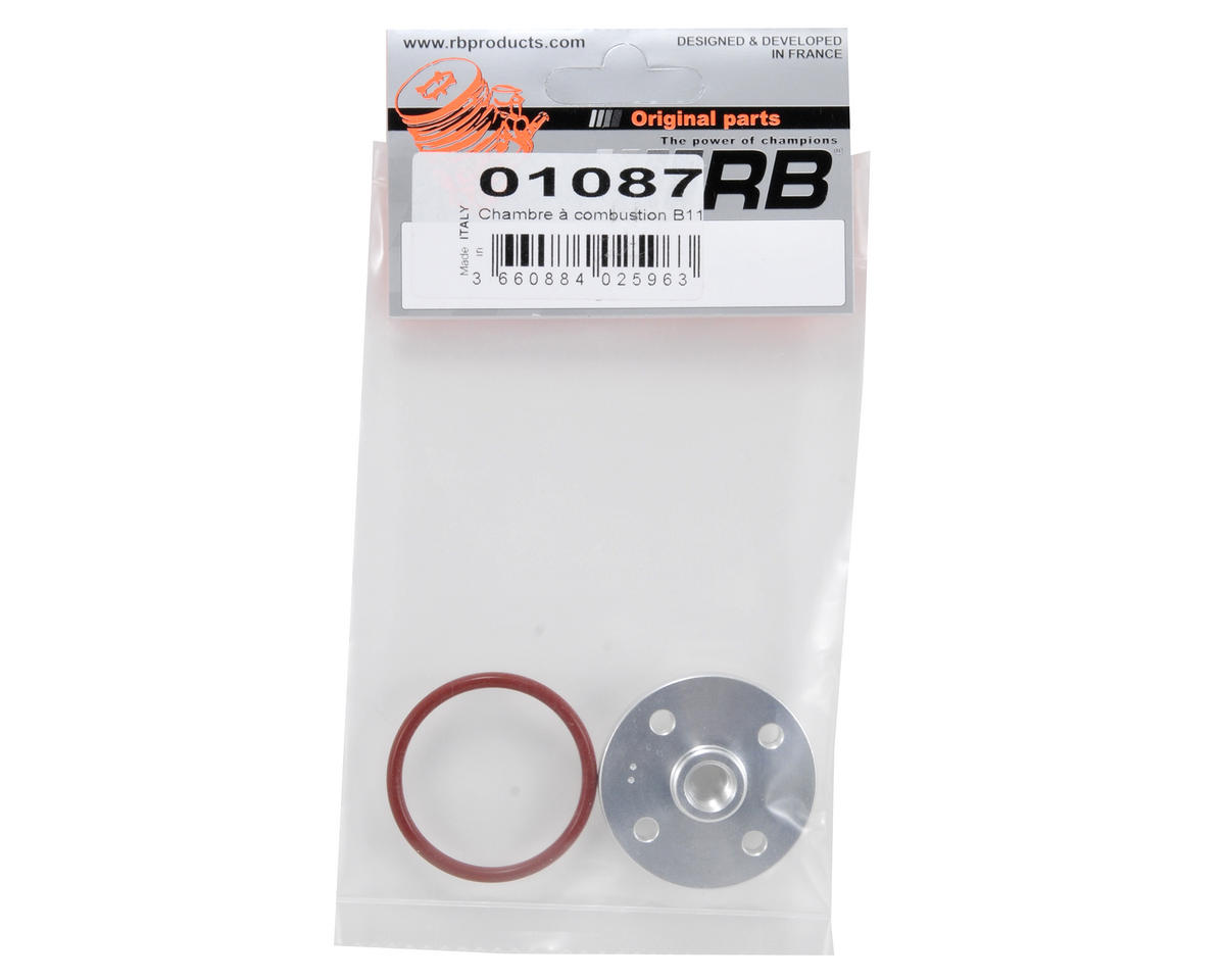 RB Products Head Button (BXR, BX, B11)