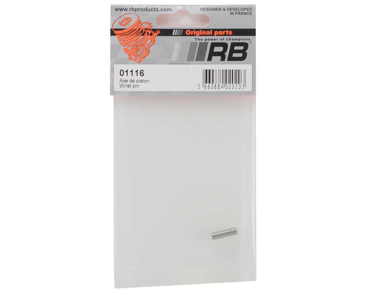 RB Products Wrist Pin