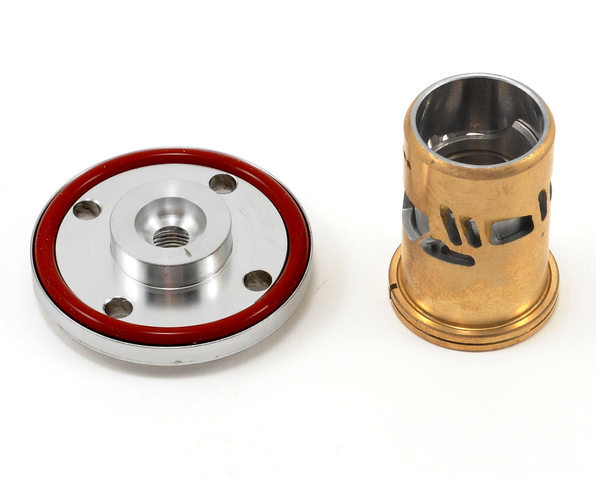 RB Products Piston/Sleeve/Button Head Seal