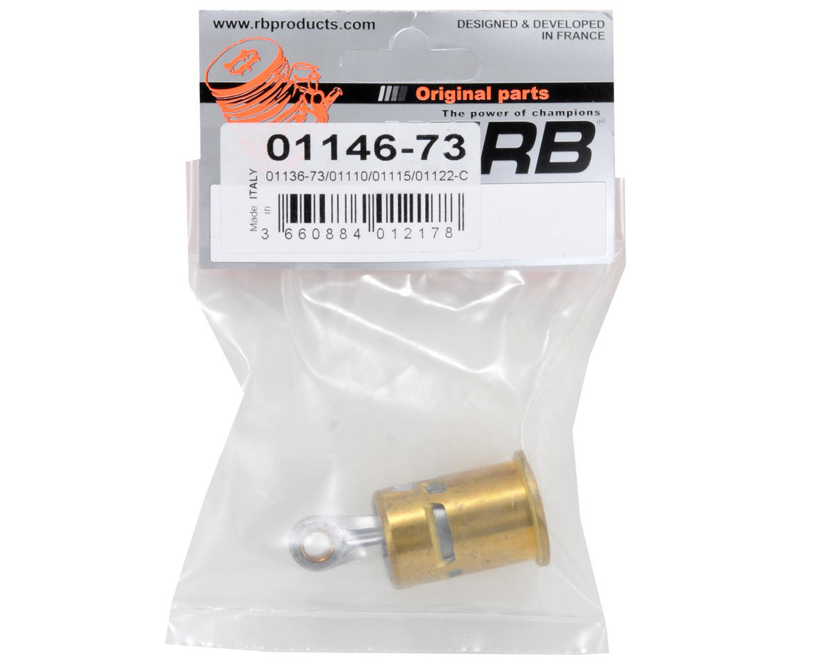 RB Products Piston/Sleeve/Connecting Rod
