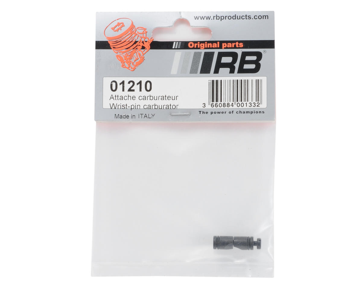 RB Products Carburetor Pinch Bolt Assembly