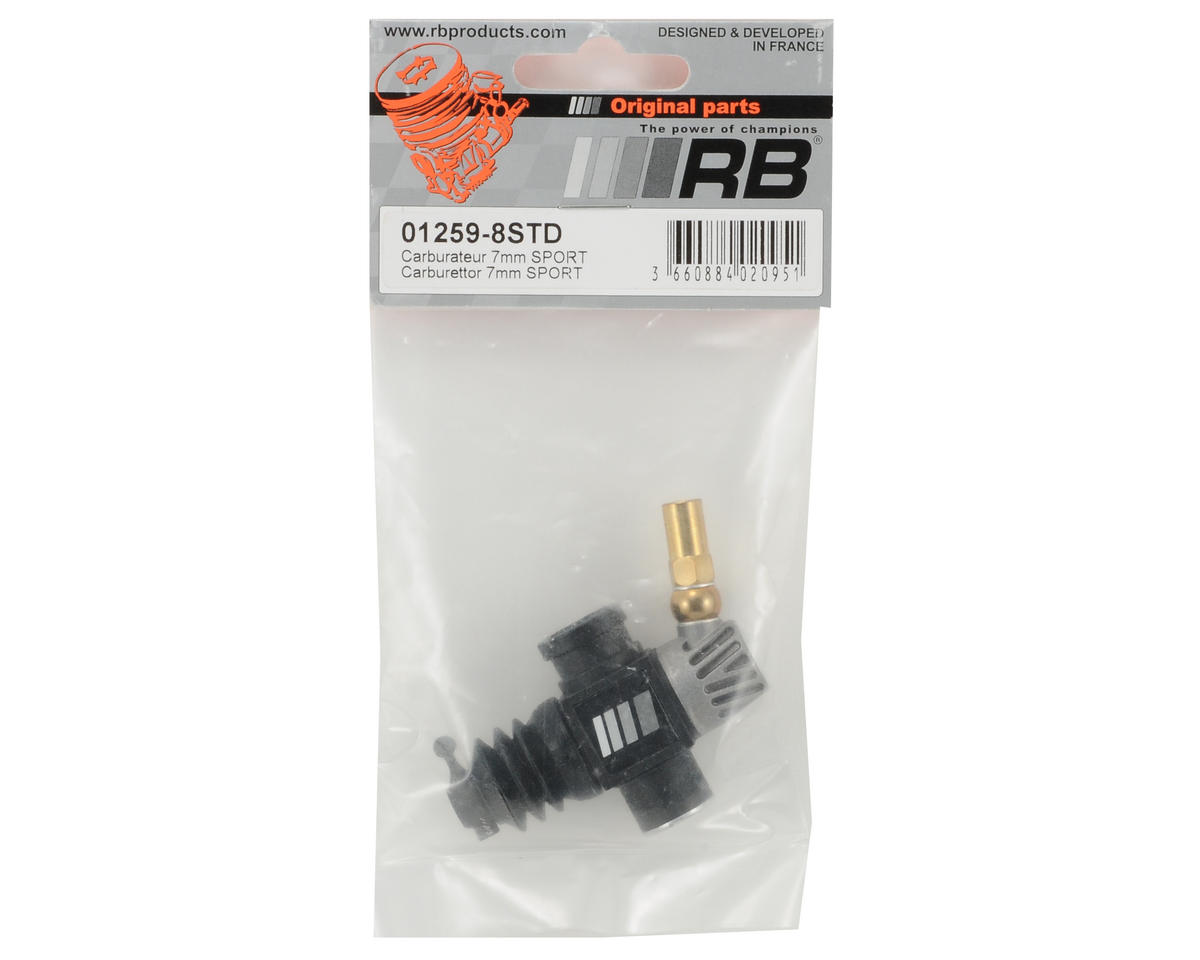 RB Products Complete Carburetor