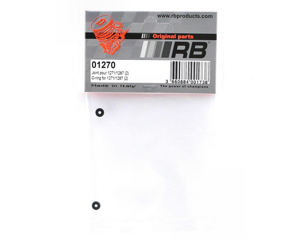 RB Products Carburetor Low Speed Needle O-Rings