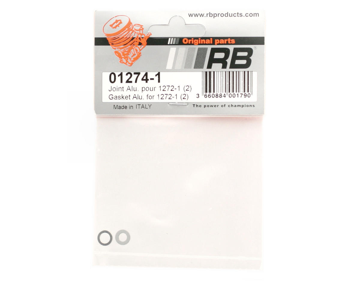 RB Products Carburetor Fuel Nipple Gaskets