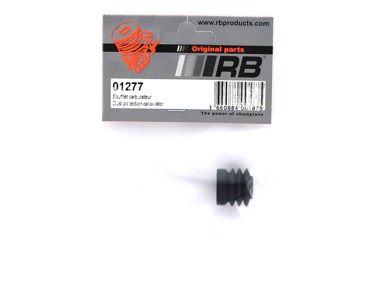 RB Products Carburetor Slide Boot