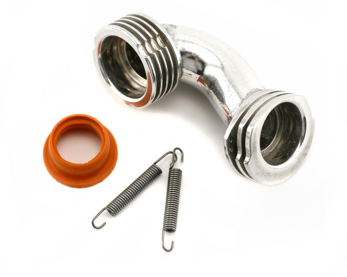 RB Products Conical Inline Short Manifold (Polished)
