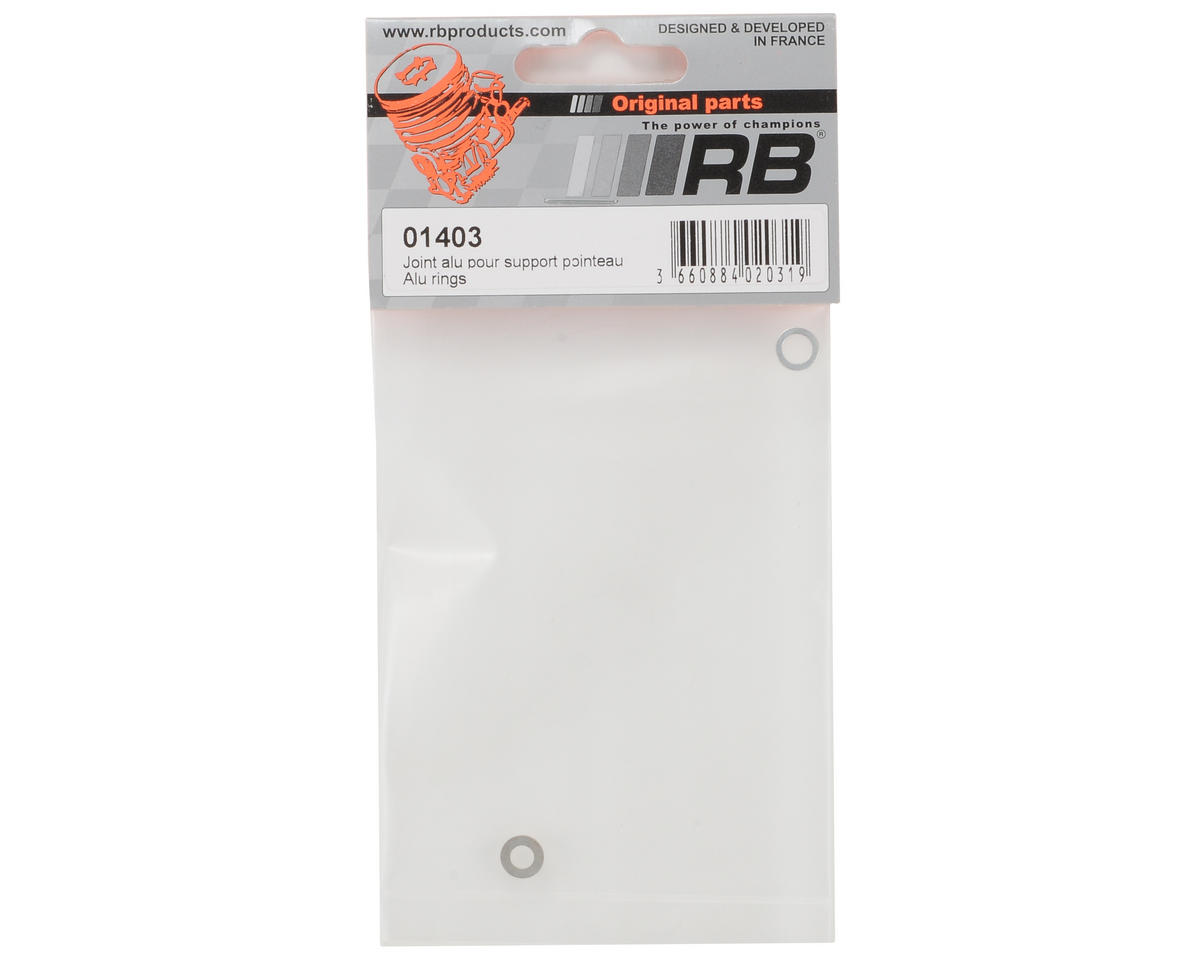 RB Products Carburetor Fuel Inlet Gaskets